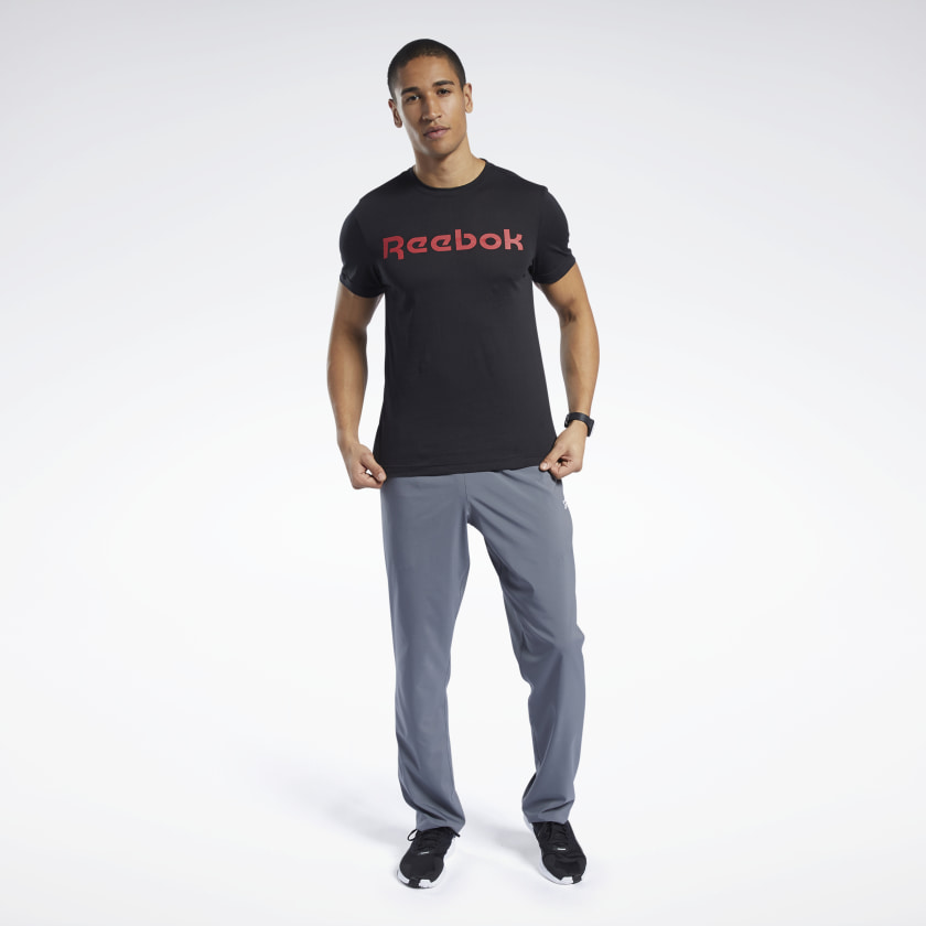 Reebok-Men-039-s-Graphic-Series-Linear-Logo-Tee thumbnail 45