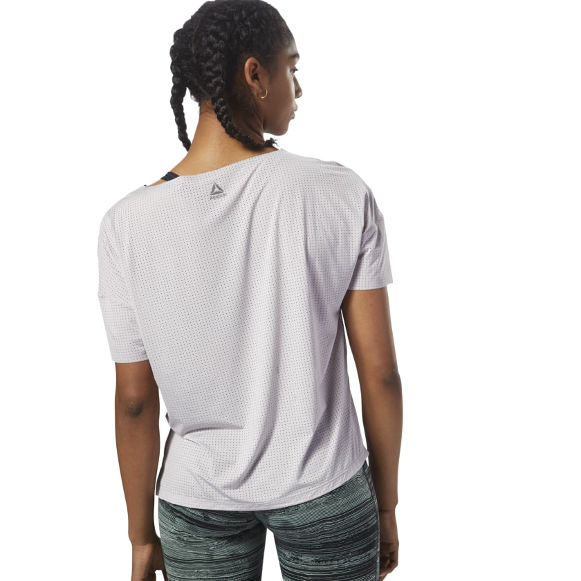 Perforated Speedwick Tee