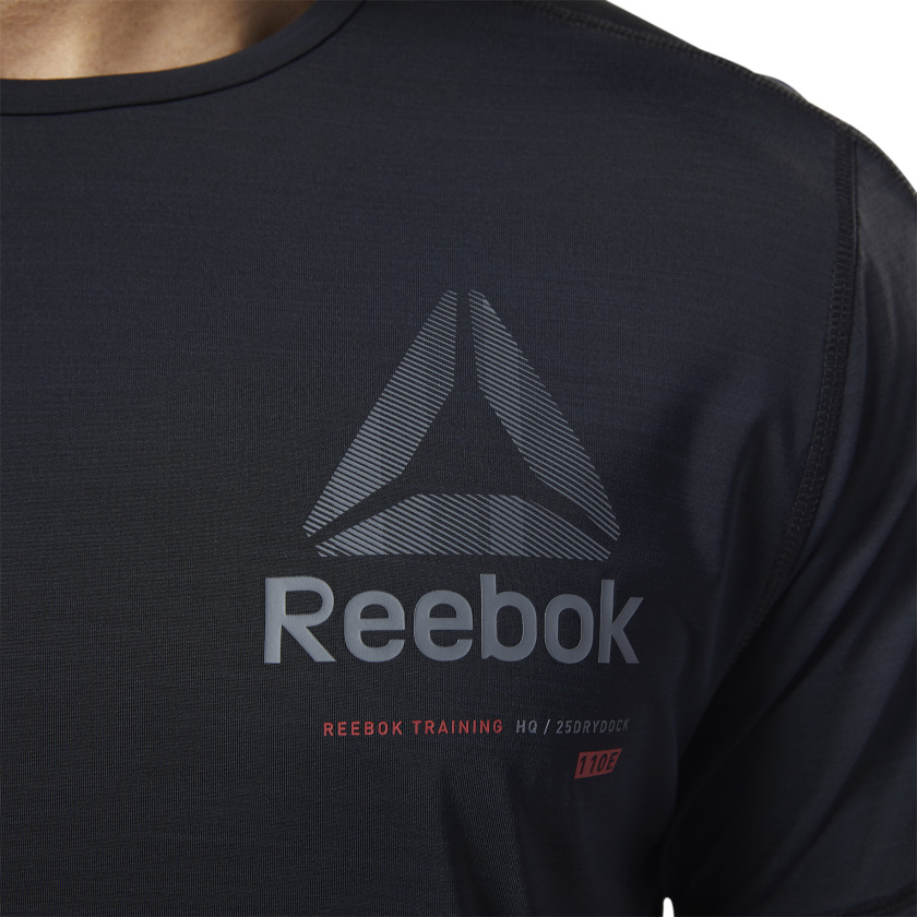 Reebok-Men-039-s-One-Series-Training-ACTIVCHILL-Move-Tee thumbnail 24