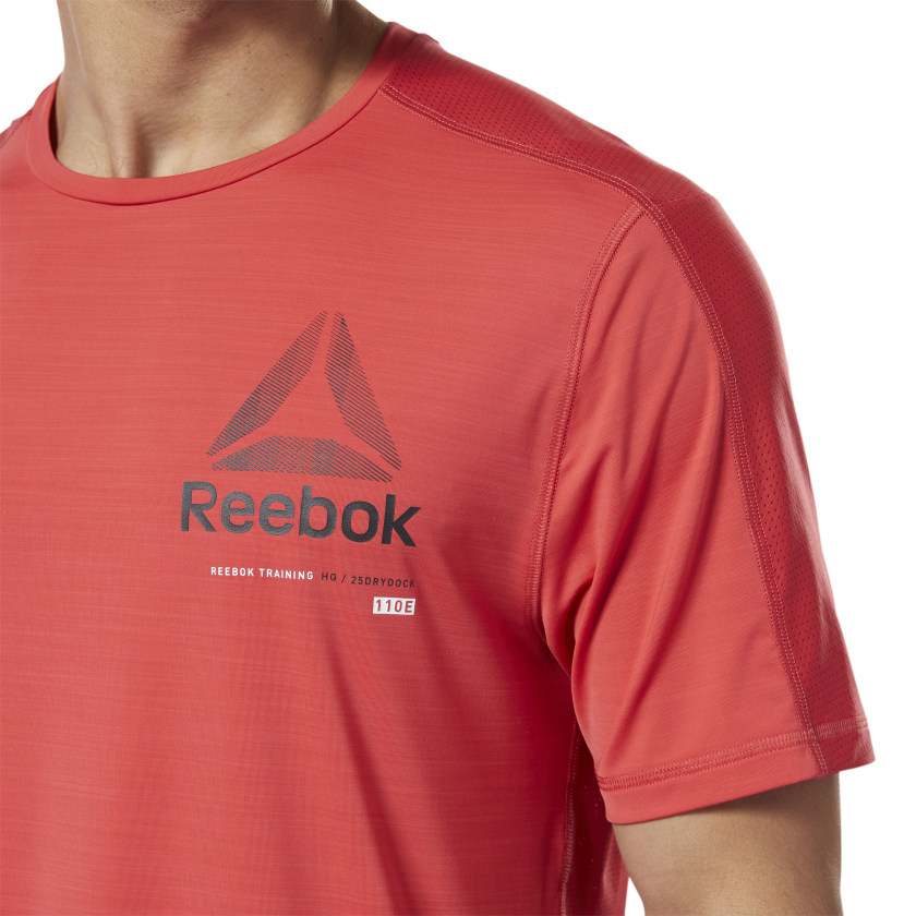 Reebok-Men-039-s-One-Series-Training-ACTIVCHILL-Move-Tee thumbnail 32