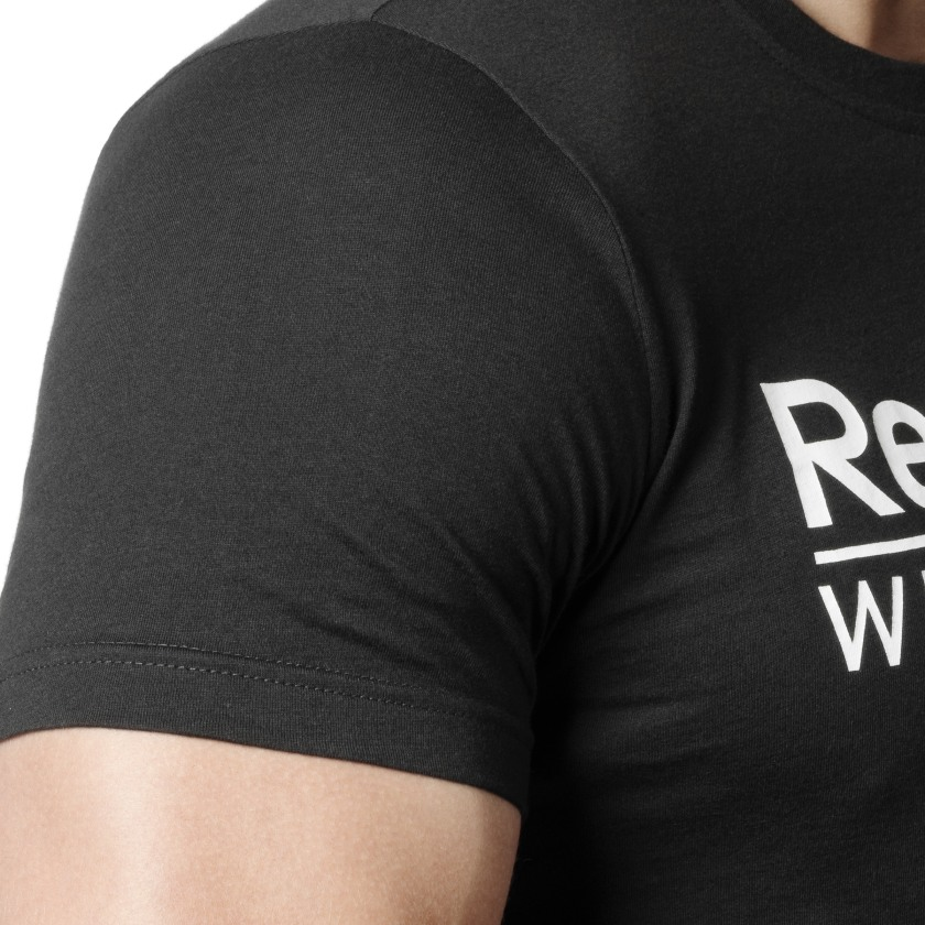 Reebok-Men-039-s-Weightlifting-Tee thumbnail 26