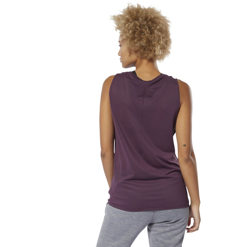 Training Supply Graphic Muscle Tanktop