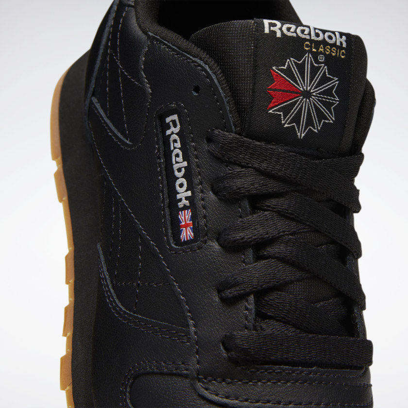 Reebok-Kids-039-Classic-Leather-Shoes-Grade-School thumbnail 35