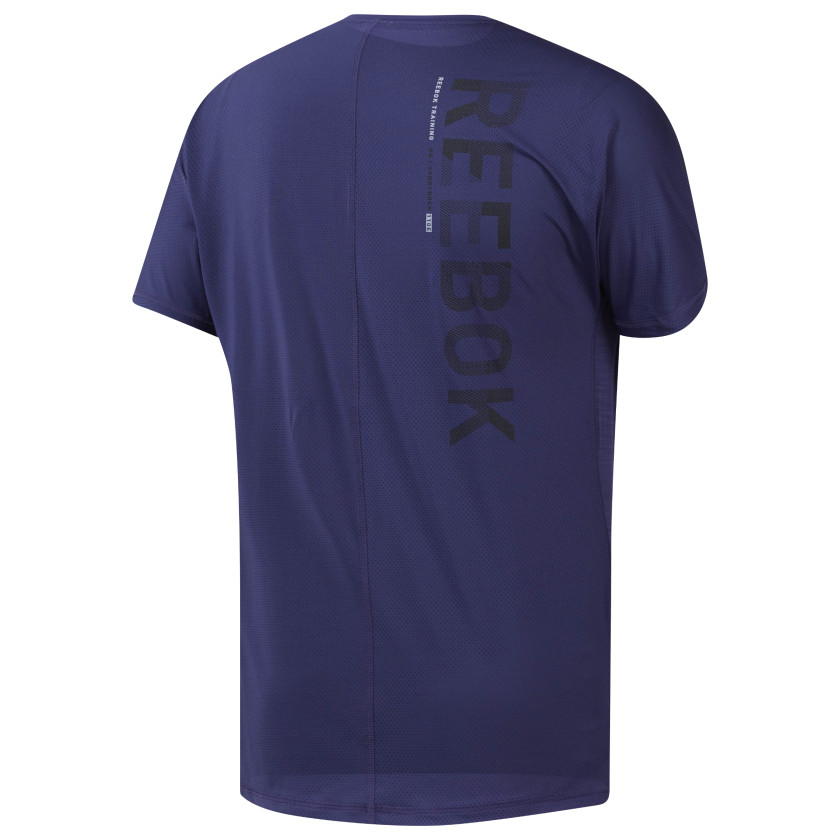 Reebok-Men-039-s-One-Series-Training-ACTIVCHILL-Move-Tee thumbnail 39