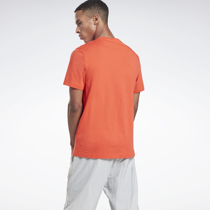 thumbnail 90 - Reebok Men's Graphic Series Stacked Tee