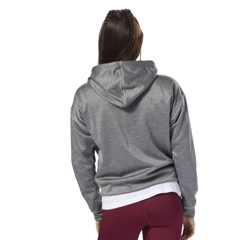 WORKOUT READY THERMOWARM FLEECE FULLZIP