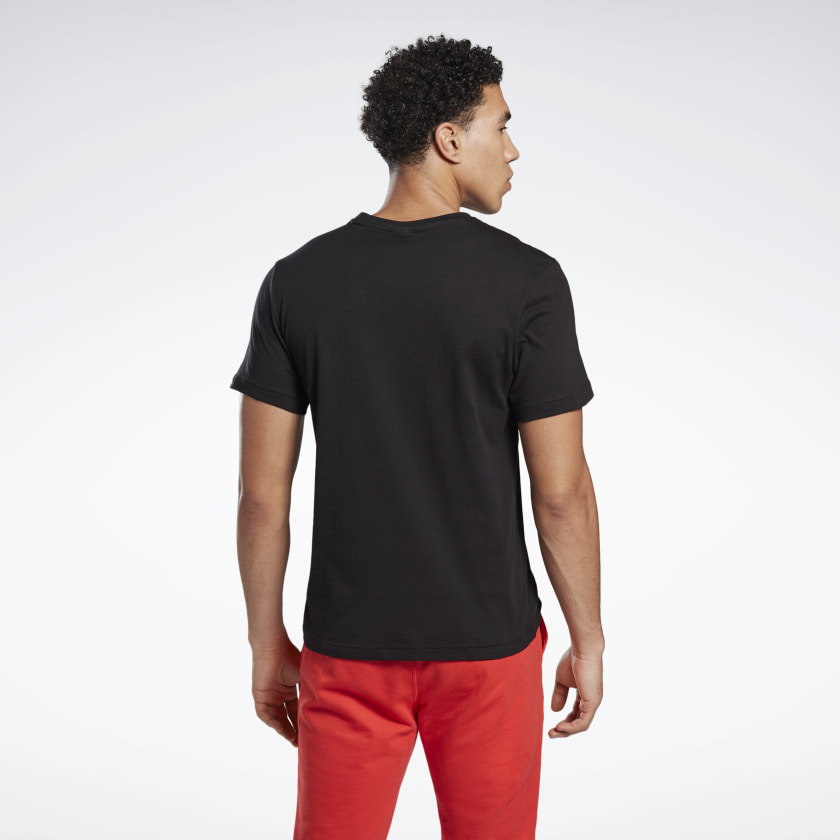 Reebok-Men-039-s-Graphic-Series-Stacked-Tee thumbnail 48