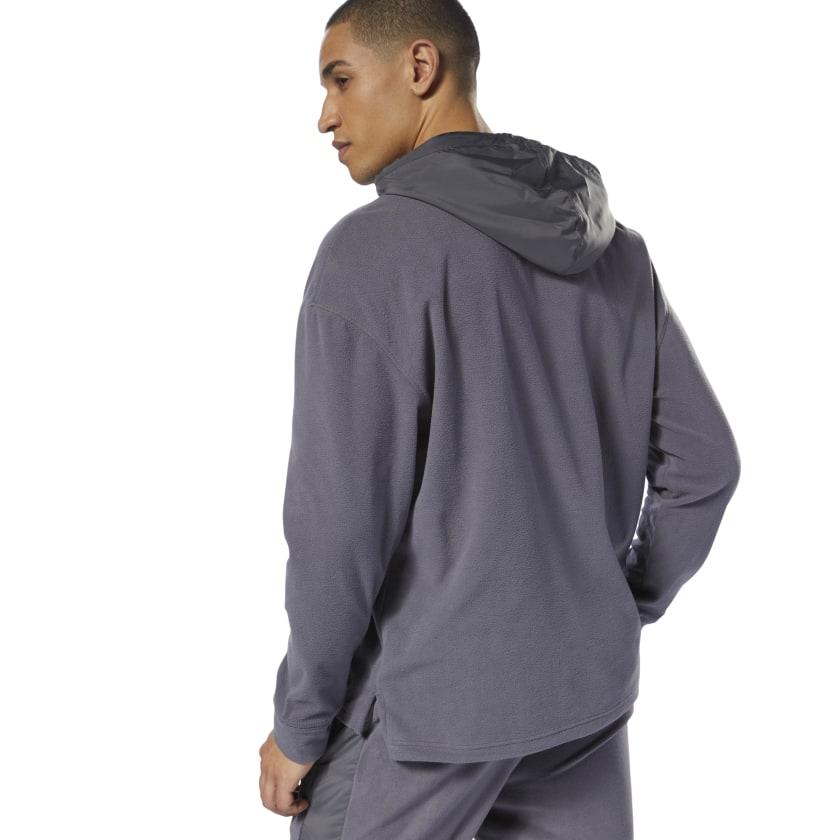 Training Essentials Microfleece Hoodie