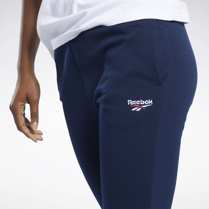 Reebok-Women-039-s-Classics-French-Terry-Pants thumbnail 11