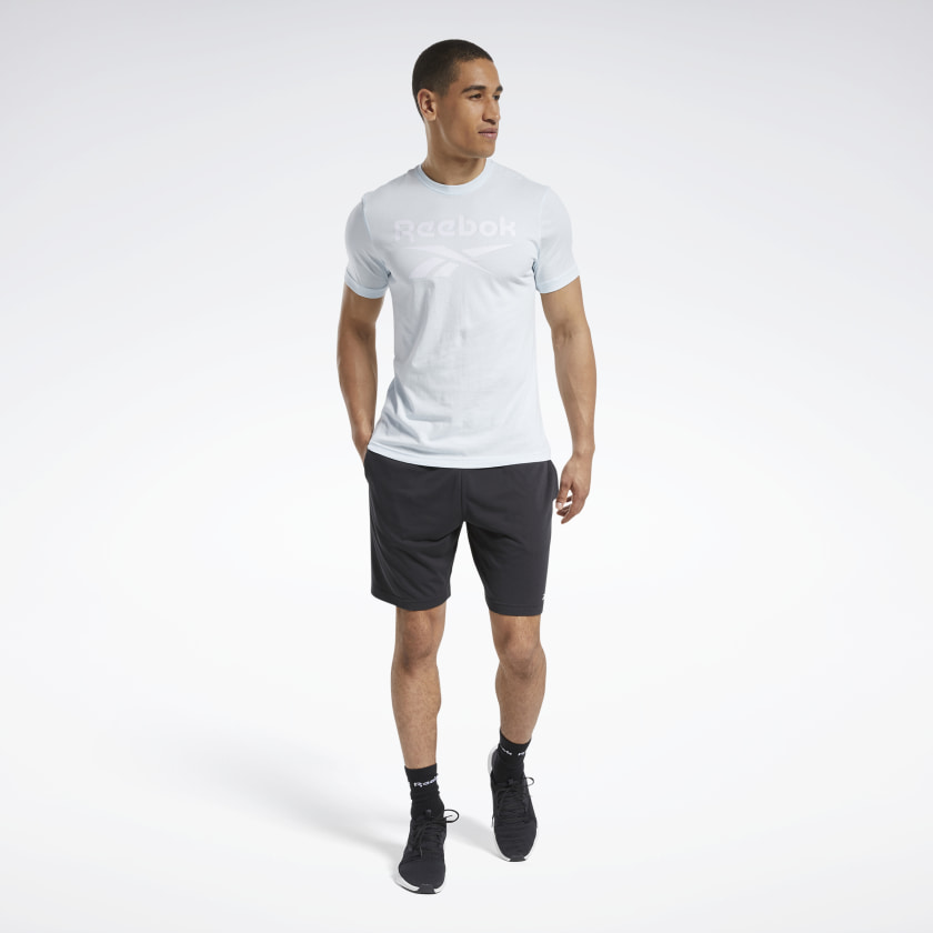 Reebok-Men-039-s-Graphic-Series-Stacked-Tee thumbnail 31