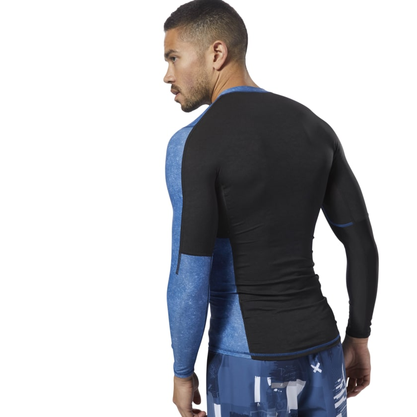 Reebok CrossFit Long Sleeve Compression