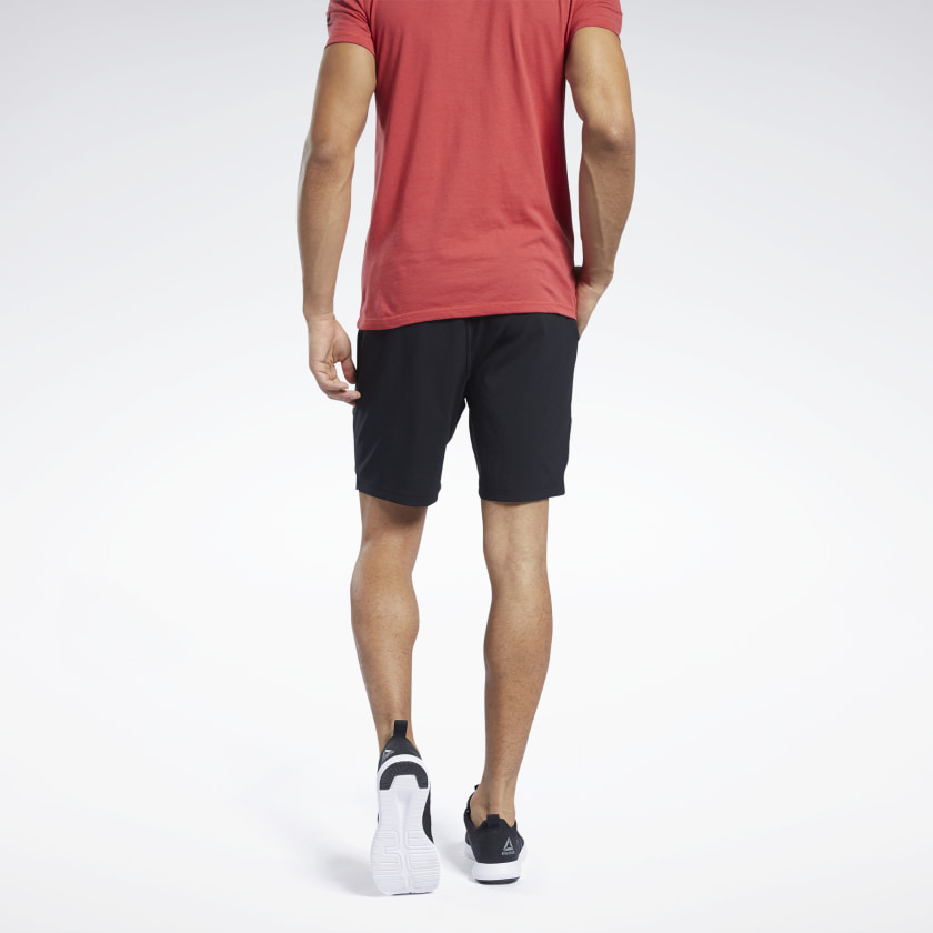 Reebok-Men-039-s-Workout-Ready-Graphic-Shorts thumbnail 12