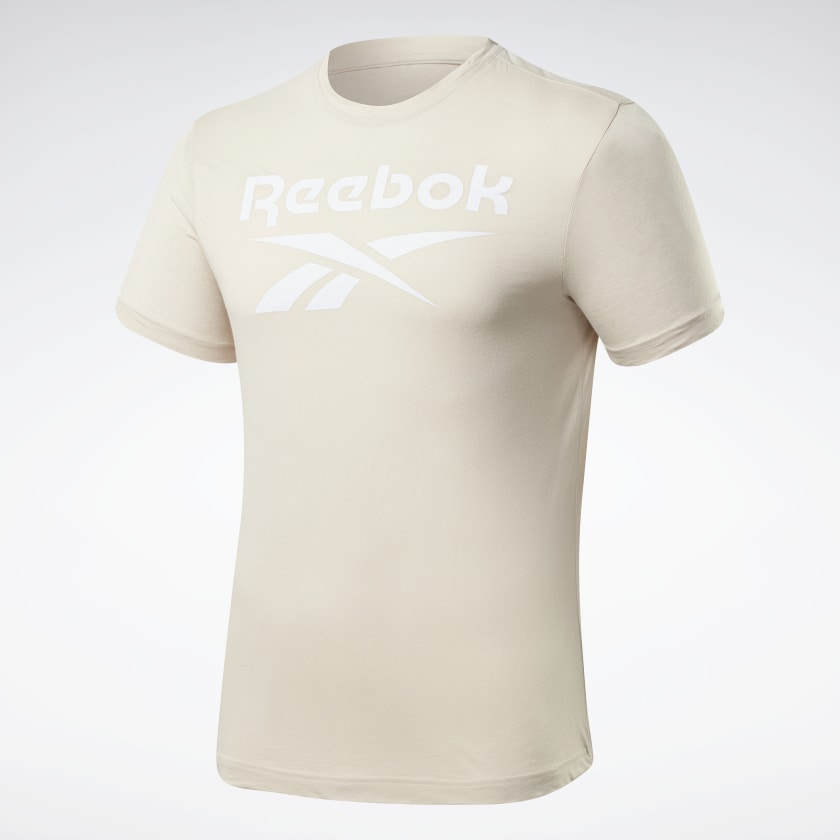 Reebok-Men-039-s-Graphic-Series-Stacked-Tee thumbnail 39