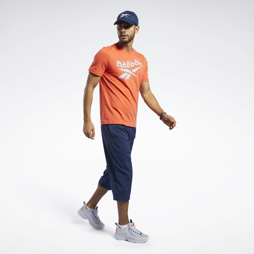 Reebok-Men-039-s-Graphic-Series-Crew-Tee thumbnail 13