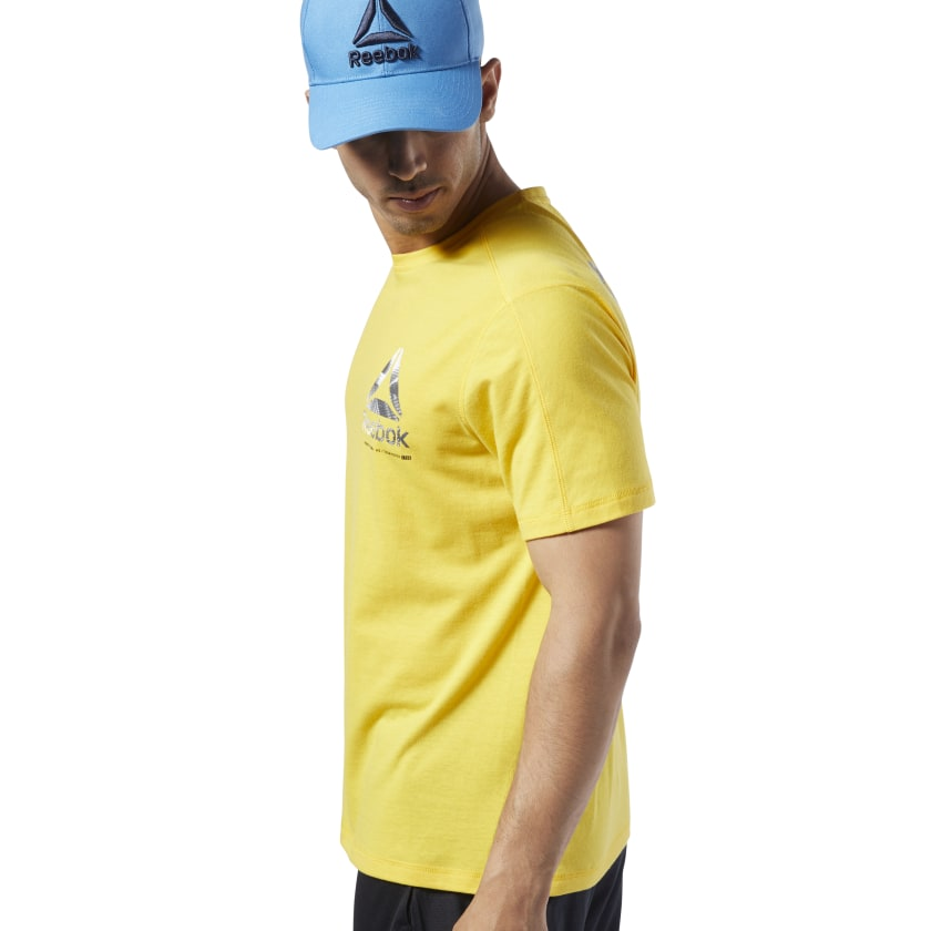 Reebok-Men-039-s-One-Series-Training-Speedwick-Tee thumbnail 39