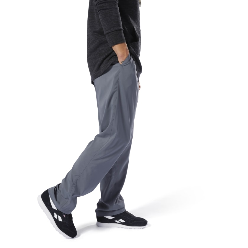 Reebok-Men-039-s-Training-Essentials-Woven-Pant thumbnail 28