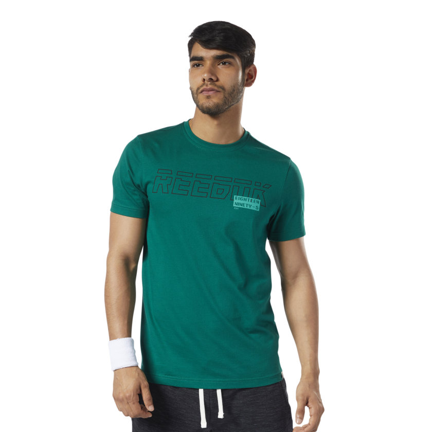 Reebok-Men-039-s-Graphic-Series-Foundation-Tee miniature 13