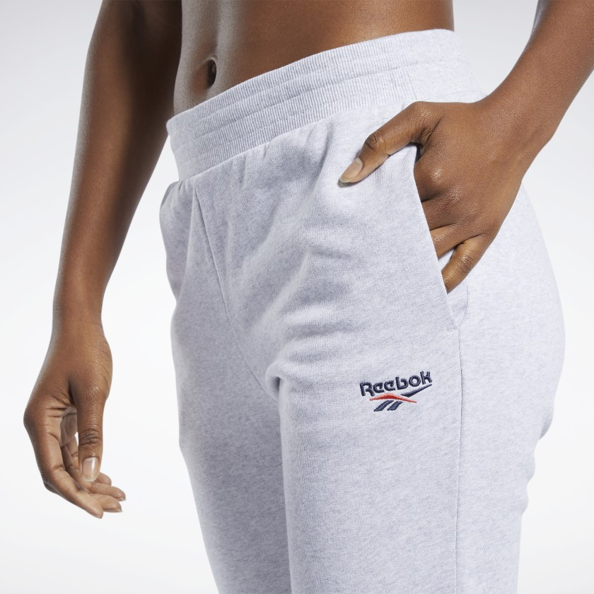 Reebok-Women-039-s-Classics-French-Terry-Pants thumbnail 26