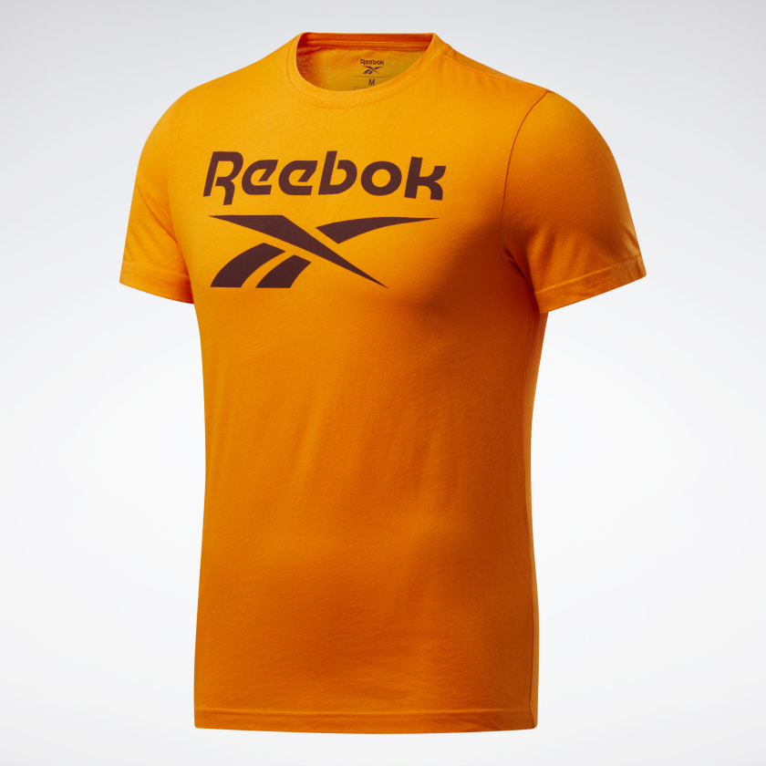 Reebok-Men-039-s-Graphic-Series-Stacked-Tee thumbnail 87