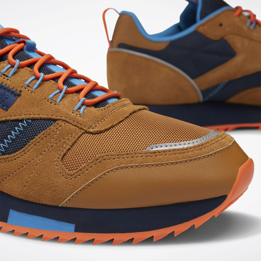 Reebok-Men-039-s-Classic-Leather-Ripple-Trail-Shoes-Shoes thumbnail 20