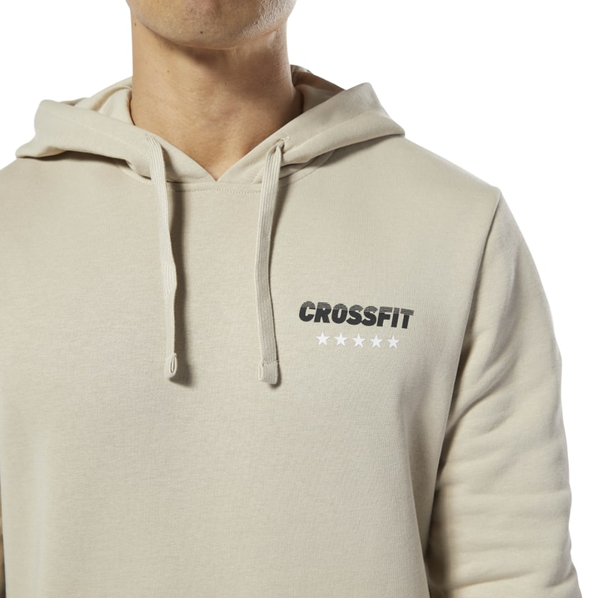 Reebok-Men-039-s-CrossFit-World-Class-Hoodie thumbnail 27