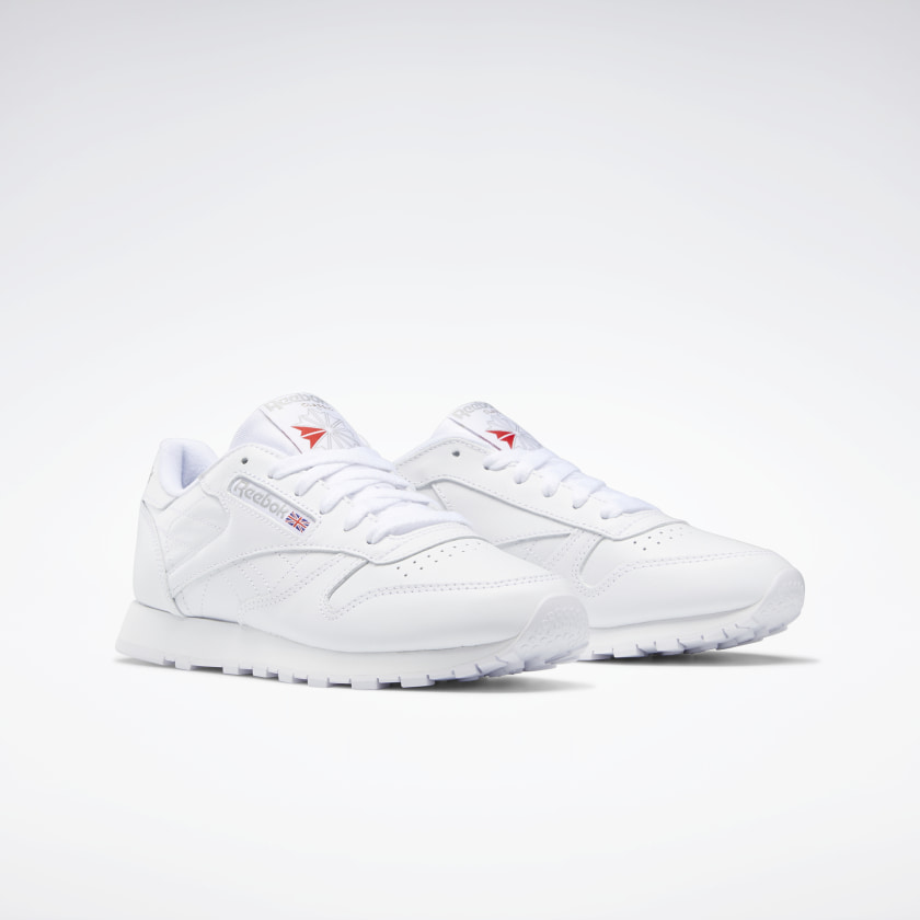 Reebok-Classic-Leather-Women-039-s-Shoes thumbnail 41