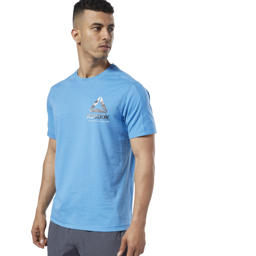 Reebok-Men-039-s-One-Series-Training-Speedwick-Tee thumbnail 29