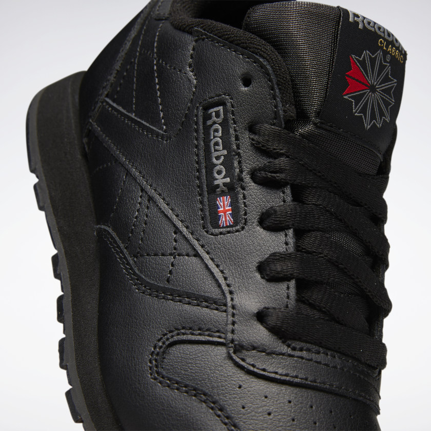Reebok-Kids-039-Classic-Leather-Shoes-Grade-School thumbnail 17