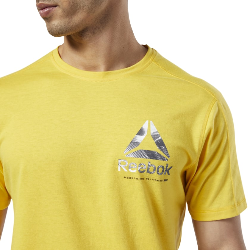 Reebok-Men-039-s-One-Series-Training-Speedwick-Tee thumbnail 40