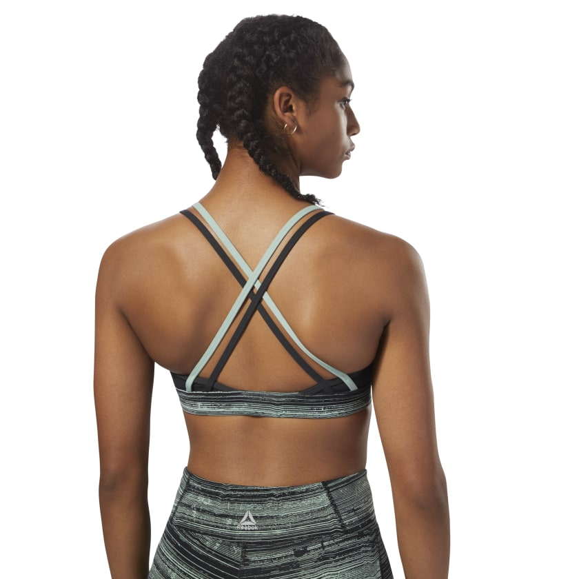Hero Strappy Padded – Stratified Stripes P