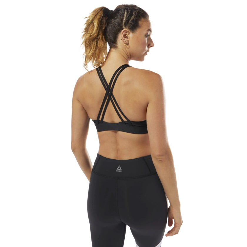 Reebok Hero Strappy Padded Bra