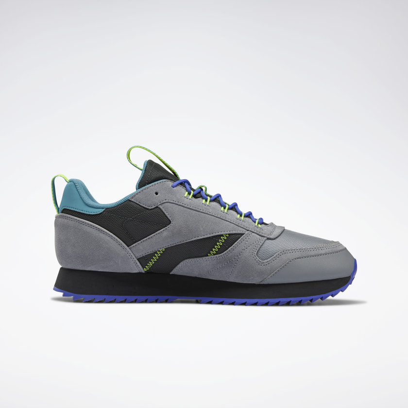 Reebok-Men-039-s-Classic-Leather-Ripple-Trail-Shoes-Shoes thumbnail 12
