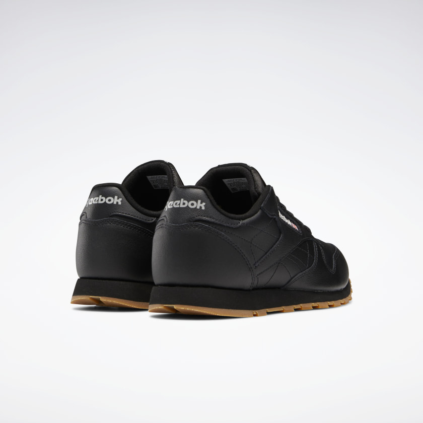 Reebok-Kids-039-Classic-Leather-Shoes-Grade-School thumbnail 32