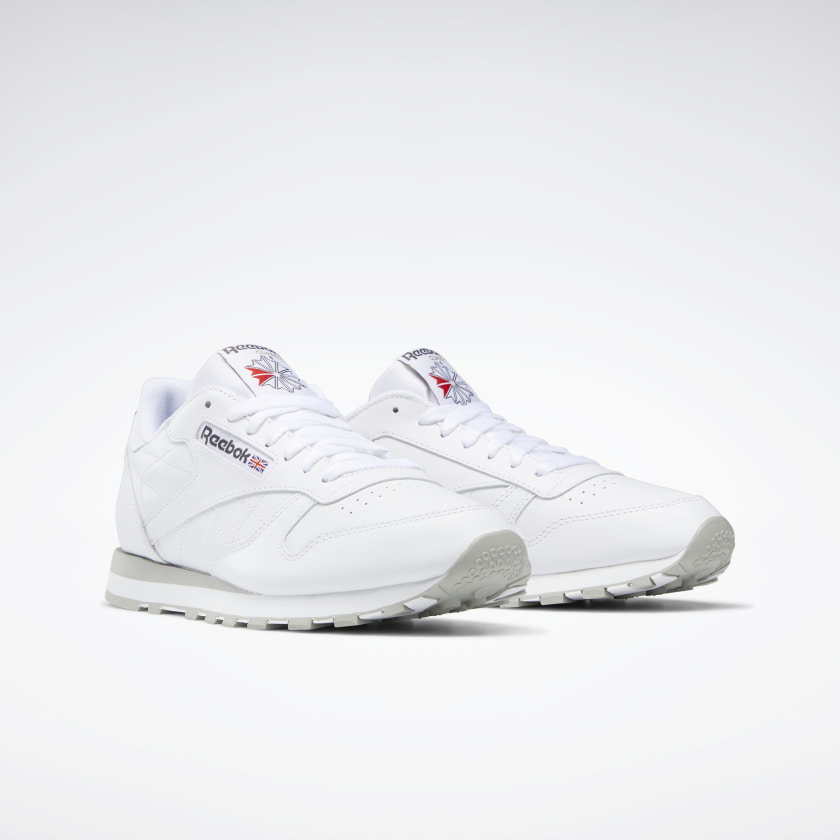 autoridad Girar Crítica  Reebok Classic Leather Men's Shoes for sale online