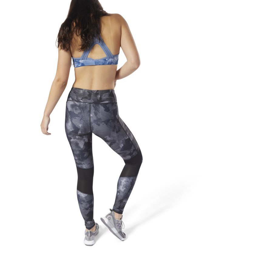 Tights Running - Estampado integral