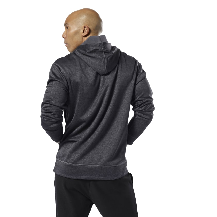 Felpa Workout Ready Poly Fleece