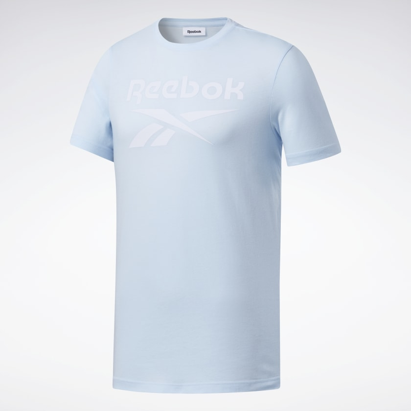 Reebok-Men-039-s-Graphic-Series-Stacked-Tee thumbnail 32