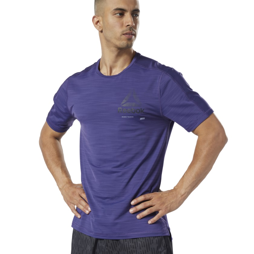 Reebok-Men-039-s-One-Series-Training-ACTIVCHILL-Move-Tee thumbnail 40