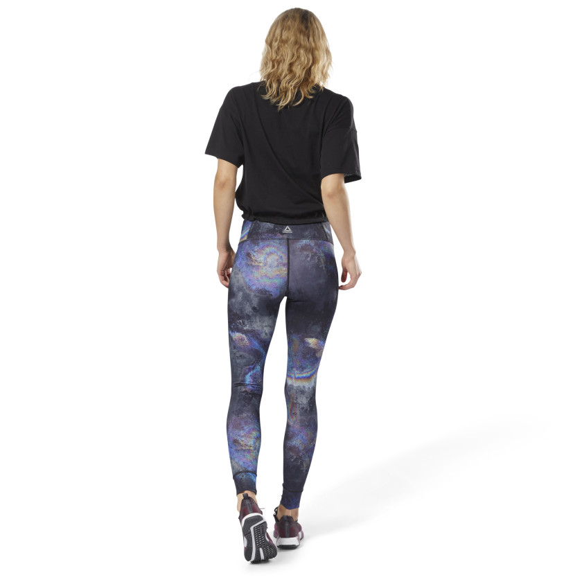 Lux Bold Leggings – Oil Slick