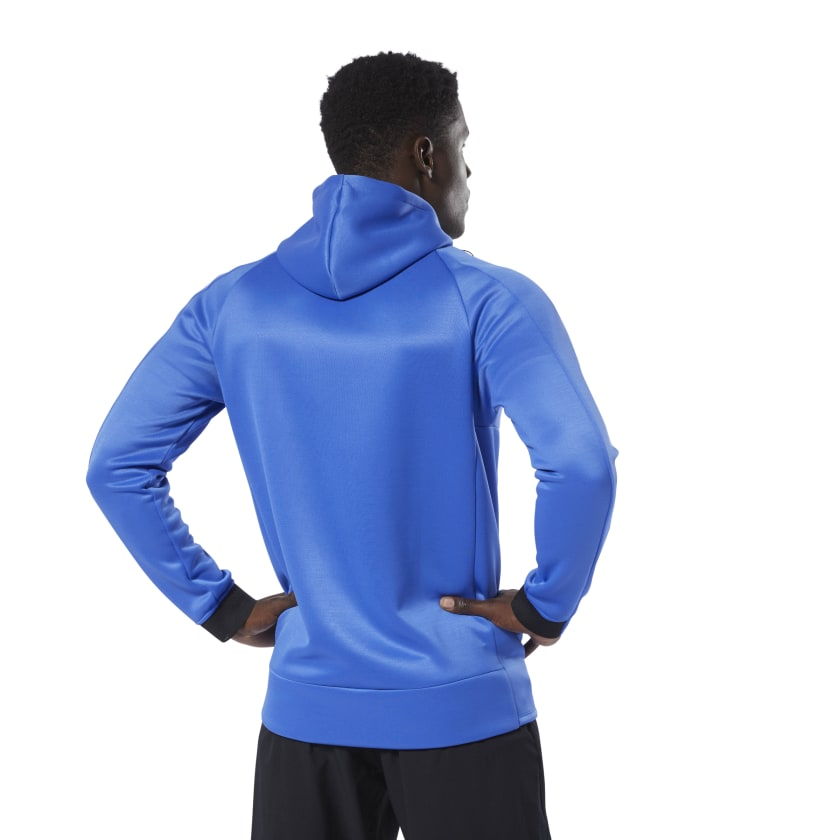 Bluza z kapturem Training Spacer Full-Zip
