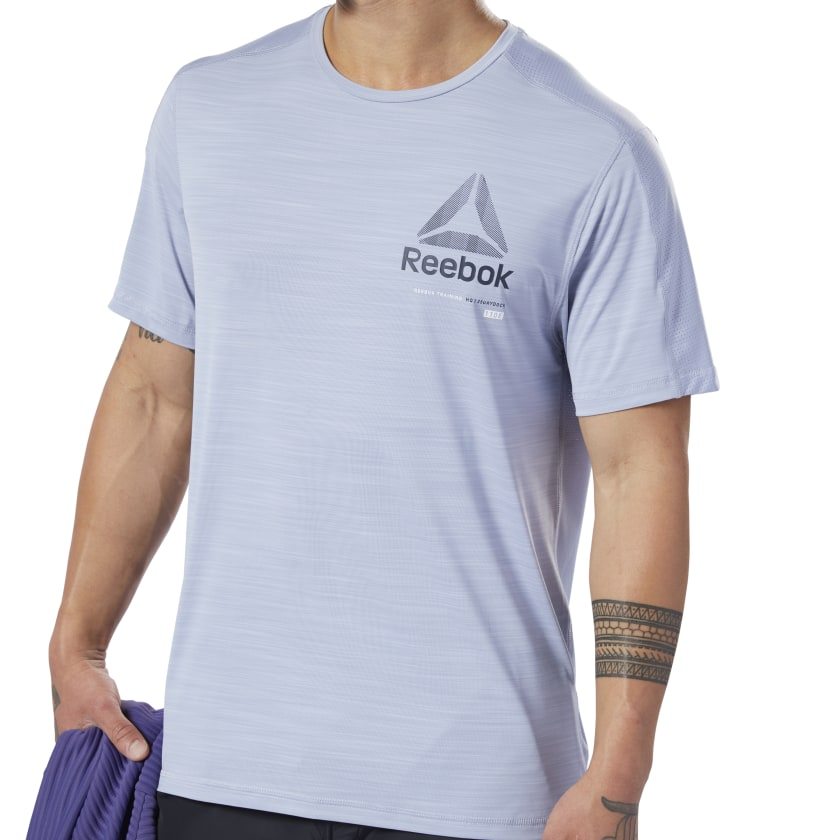 Reebok-Men-039-s-One-Series-Training-ACTIVCHILL-Move-Tee thumbnail 13