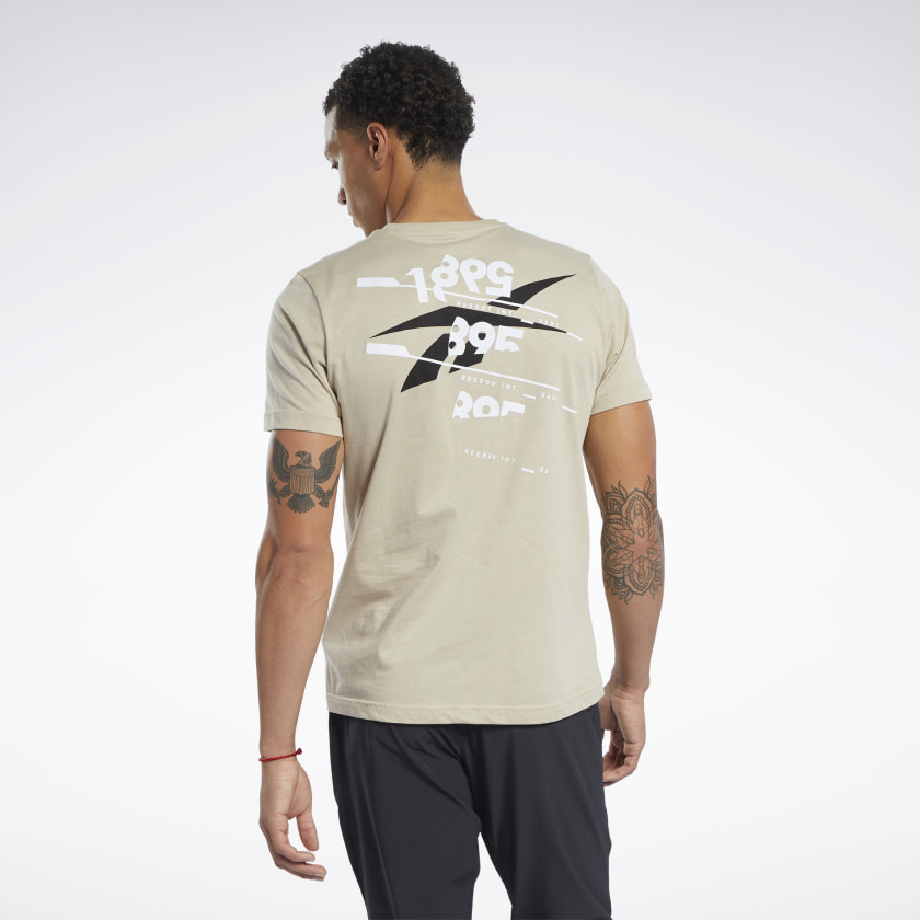 Reebok-Men-039-s-Graphic-Tee thumbnail 29