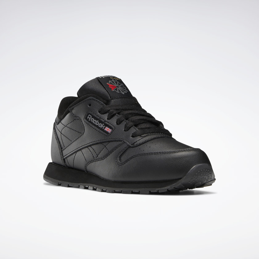 Reebok-Kids-039-Classic-Leather-Shoes-Grade-School thumbnail 15
