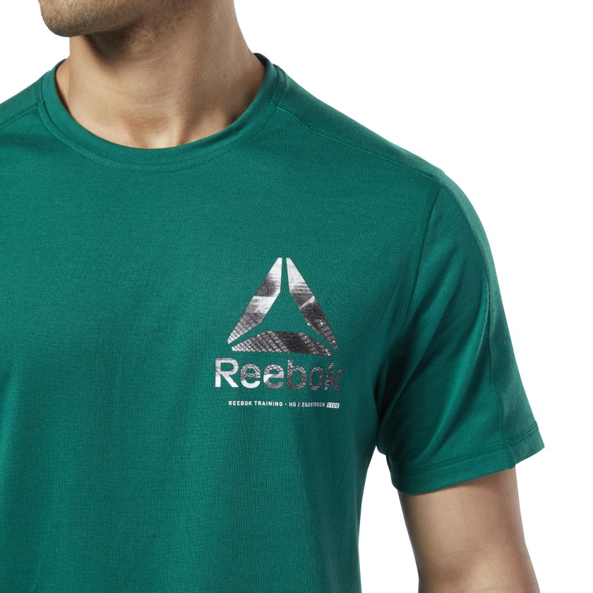 Reebok-Men-039-s-One-Series-Training-Speedwick-Tee thumbnail 12