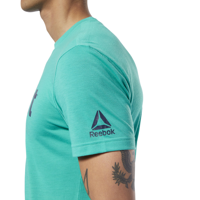 Reebok-Men-039-s-CrossFit-Speedwick-F-E-F-Graphic-T-Shirt thumbnail 28