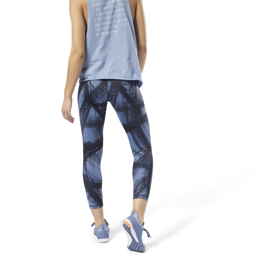 Legging 7/8 Lux Bold - Chalked Movement