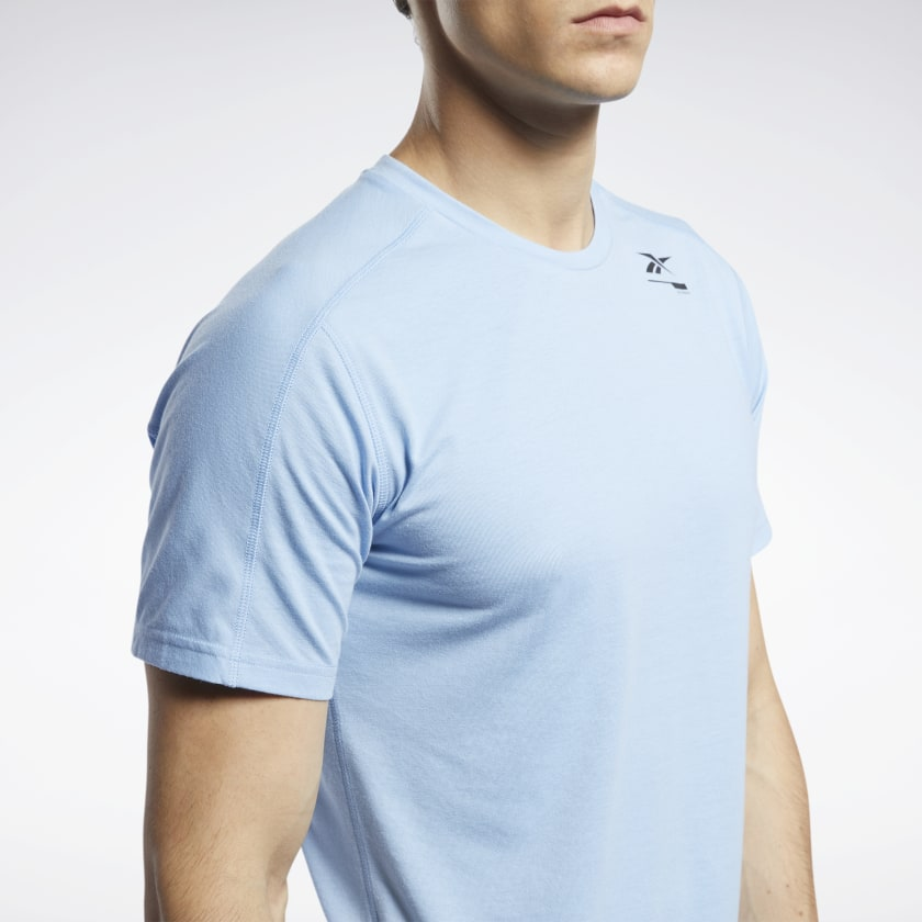 Reebok-Men-039-s-Speedwick-Move-Tee thumbnail 44