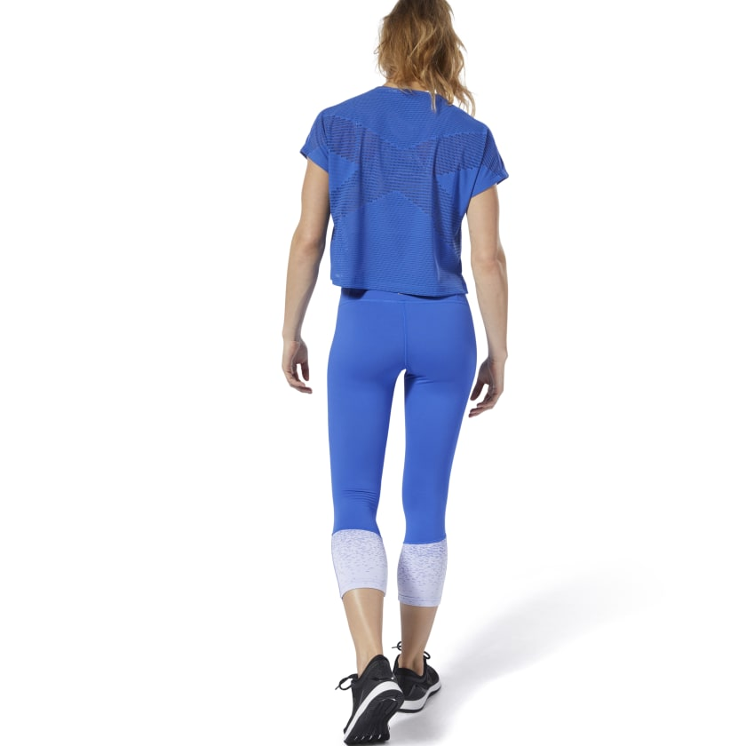 Reebok CrossFit® Lux Fade 3/4 Tight