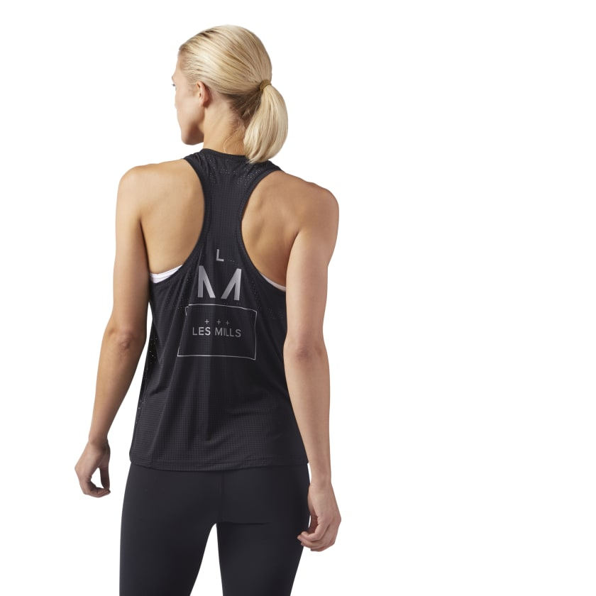 LES MILLS Perforated Tank