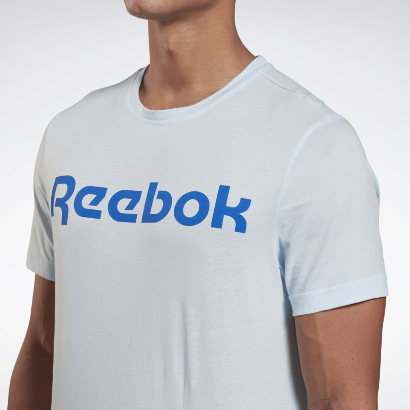 Reebok-Men-039-s-Graphic-Series-Linear-Logo-Tee thumbnail 20